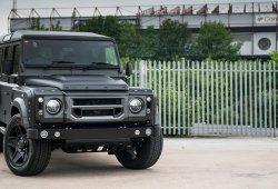 """Kahn homenajea al Land Rover Defender con su """"edición final"""""""