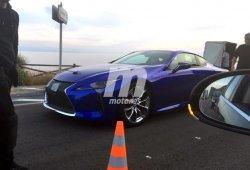 ¡Cazado! El Lexus LC ya está en España