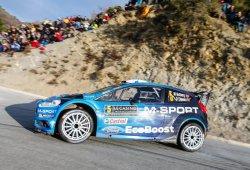 Wilson valora a los pilotos de M-Sport tras su debut