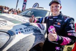 ¿Es Mikko Hirvonen la solución de Toyota?