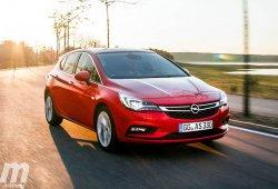 Prueba Opel Astra 2016