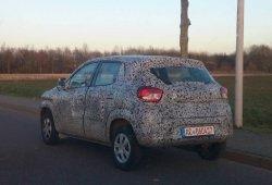 El Renault Kwid ya circula por Europa