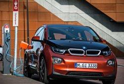 Noruega - Diciembre 2015: BMW i3, en podio