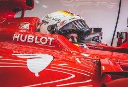 Vettel pone cautela a las exigencias del presidente de Ferrari