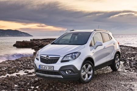 El Opel Mokka alcanza los 500.000 pedidos