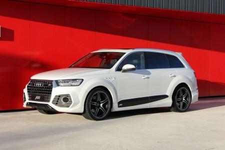 Audi QS7 by ABT, míralo bien porque no te dejará indiferente