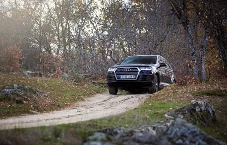 ¿Sirve el Audi Q7 como coche off-road?