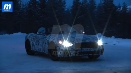 Así suena el BMW Z5
