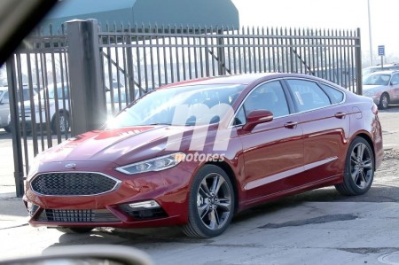 El Ford Mondeo 2016 se descubre antes de su presentación