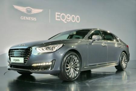 Genesis G90, 71 imágenes que nos enseñan la máxima expresividad del lujo coreano
