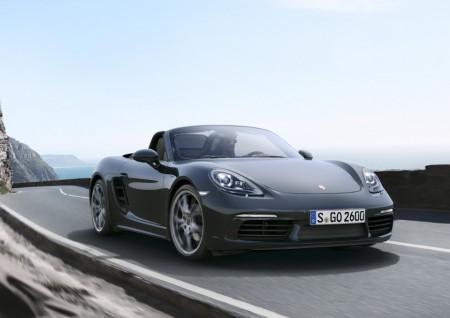 Porsche 718 Boxster y 718 Boxster S, perdiendo cilindros, que no encanto