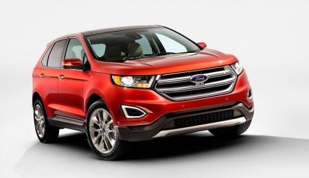 Precio del Ford Edge en España: desde 36.075 euros