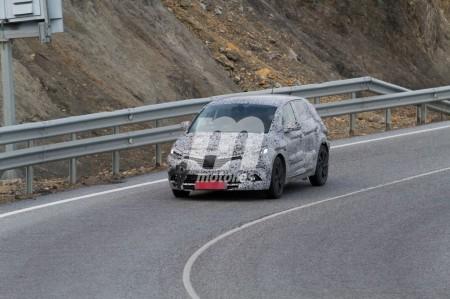 Nuevas fotos espía del próximo Renault Scénic 2016