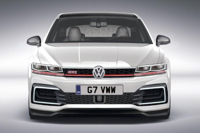 Volkswagen Golf 2017 Así Será La Octava Generación