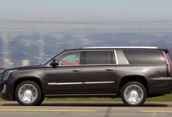 El Cadillac Escalade mantendrá su chasis en escalera