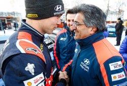 Hyundai empezará los test con el i20 WRC 2017 en junio