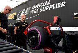 No habrá 'cliff' con los Pirelli de 2016