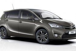 El Toyota Verso 2016 estrena versiones de gasolina