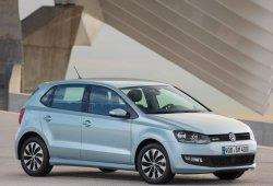 Holanda - Enero 2016: El Volkswagen Polo da la sorpresa