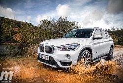 Vídeo prueba BMW X1 sDrive18d