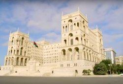 Vídeo: el circuito urbano de Bakú que acogerá el GP de Europa