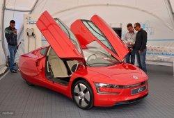 Volkswagen XL3, el híbrido que consume tres litros llegará en 2018