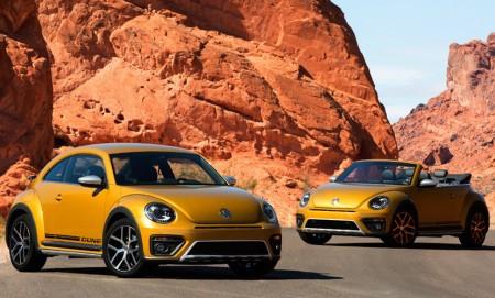 El Volkswagen Beetle de 220 CV, más dinámico y potente