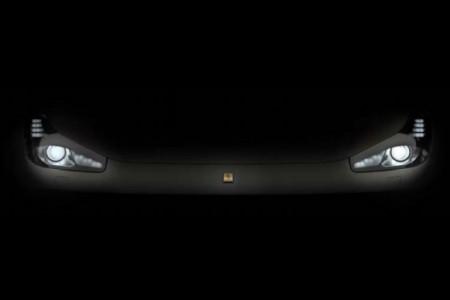 El Ferrari FF 2016 se muestra a modo de teaser