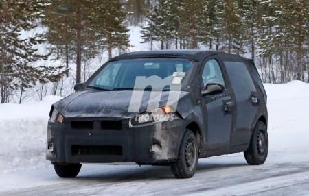 El Fiat Punto 2017 sale a pasear por primera vez