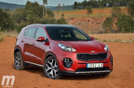 Prueba Kia Sportage 2016: motores y equipamiento en España