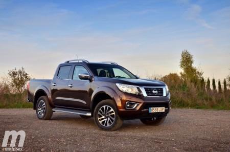 """La nueva Nissan NP300 Navara """"Made in Spain"""" disponible desde 18.581 euros"""