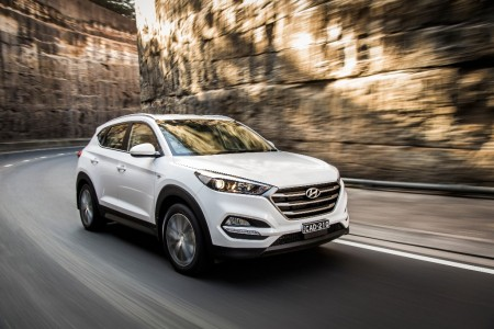 Australia - Enero 2016: Hyundai Tucson, dentro del Top 5