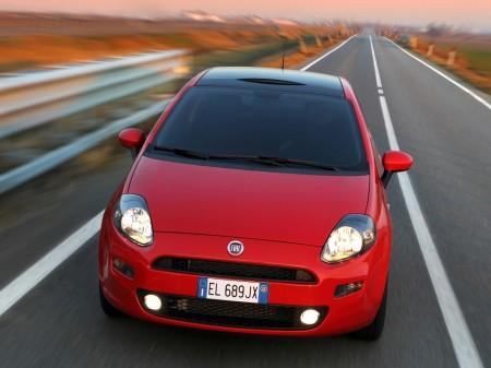Italia - Enero 2016: El Fiat Punto se queda fuera del Top 10