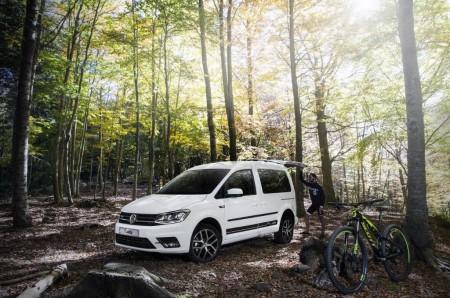 Volkswagen Caddy Outdoor, más polivalencia y estilo