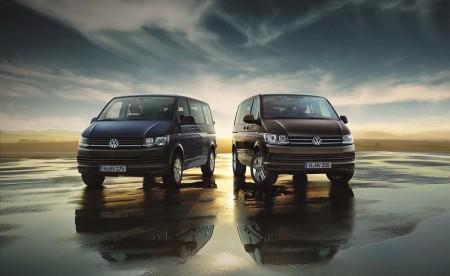 El Volkswagen Caravelle recibe los acabados Trendline y Premium
