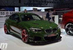 AC Schnitzer presenta al ACL2, una preparación sobre el BMW M235i que alcanza los 570 CV