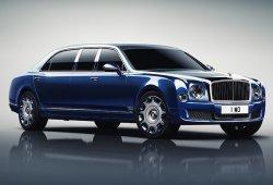 Bentley Mulsanne Grand Limousine, la máxima expresión de ostentación y lujo