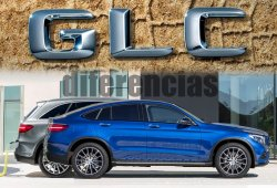 Mercedes Clase GLC vs GLC Coupé, descubre todas las diferencias