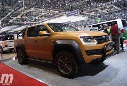 MTM presenta un VW Amarok con motor V8 para Ginebra