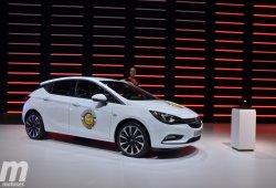 Opel Astra, Coche del Año 2016