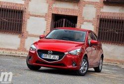Prueba Mazda2 1.5 90 CV AT, un toque sibarita en la ciudad