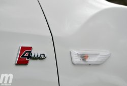 Prueba SsangYong Tivoli 4WD, llega la tracción total