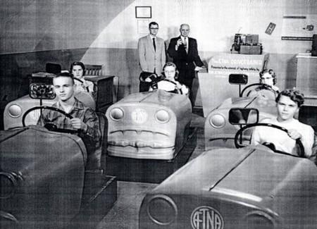 Aetna Drivotrainer, el sustituto de la conducción real