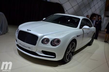 Bentley Flying Spur V8 S, una nueva opción para la gama
