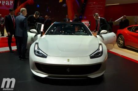 Ferrari GTC4Lusso, en directo desde el Salón de Ginebra 2016