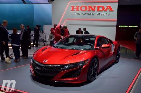 """¿Sabías que el Honda NSX esconde un """"modo propulsión""""?"""