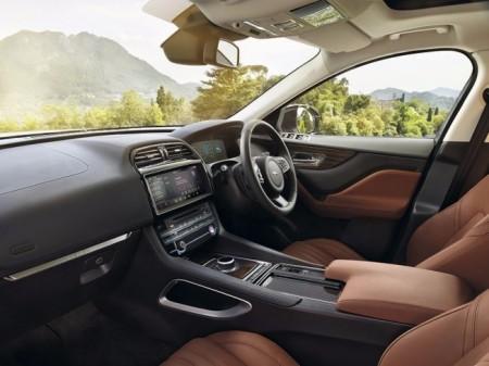 Los Jaguar Land Rover permitirán controlar la temperatura desde los Smartwatch
