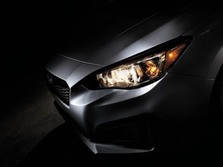 Nuevo Subaru Impreza: primer adelanto antes de su presentación en Nueva York