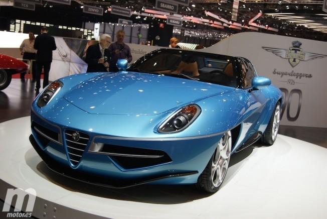Disco Volante For Sale >> Alfa Romeo Disco Volante Spyder, elegancia y clasicismo a raudales - Motor.es