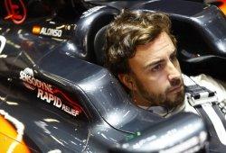 "Alonso afronta ""al cien por cien"" un fin de semana ""complicado"""